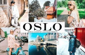 Oslo Lightroom Presets Pack 4509268 3
