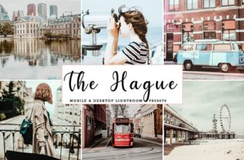 The Hague Lightroom Presets Pack 4508553 6