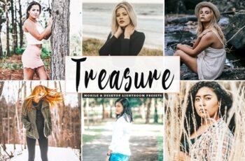 Treasure Lightroom Presets Pack 4509381 6