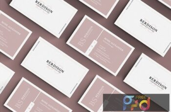 Business Card WTQT9D4 7