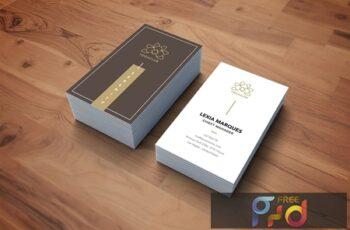 Business Card VA54WTD