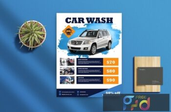 Car Wash Flyer 1 TUBHAVL