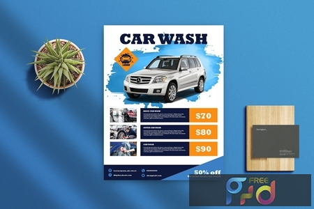 Car Wash Flyer 1 TUBHAVL 1