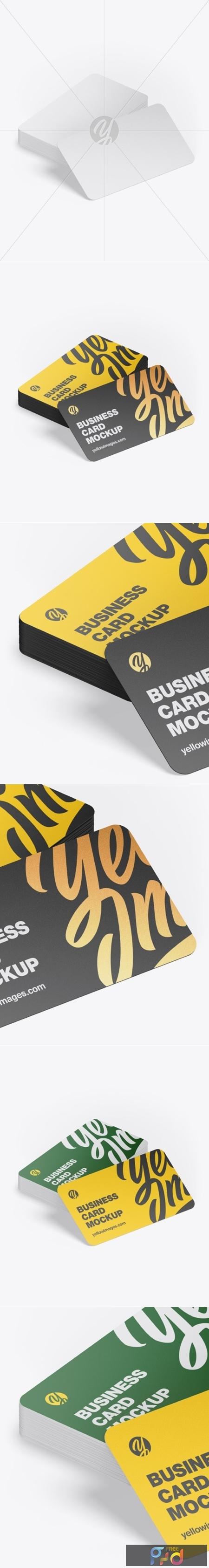 Free Psd Mockup Card