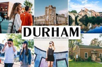 Durham Lightroom Presets Pack 4513212 6