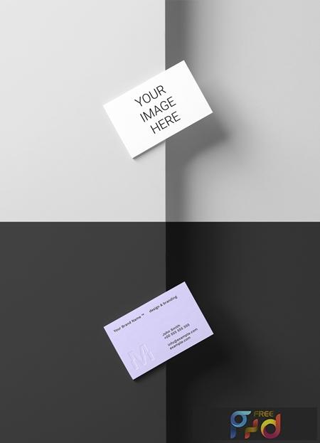 Business Card Mockup 317089575 1