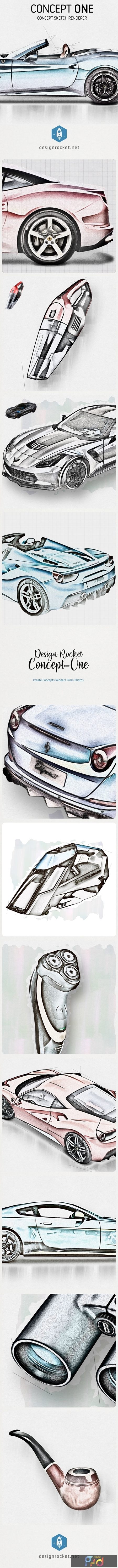 Concept One - Concept Sketch Renderer Action 25268416 1