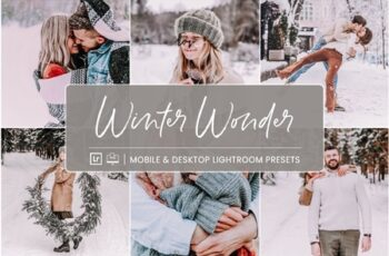 Lightroom Presets Winter Wonder 4411208 7