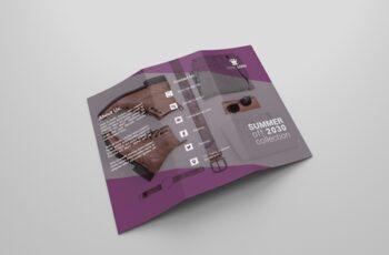 Fashion Tri-fold Brochures 4341912 6