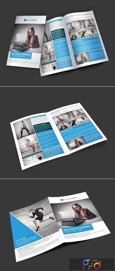 Tradex Business Bi-Fold Brochure 4325982 1