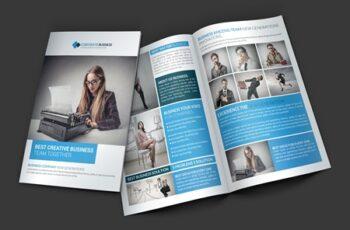 Tradex Business Bi-Fold Brochure 4325982 5