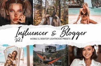 Influencer & Blogger Vol 1 - 15 Premium LRPresets ATCUEGV 4
