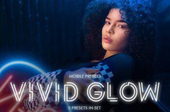 Vivid Glow Mobile Presets 4423163 2