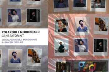 Polaroid & Moodboard Generator Kit GHK9GMU 5