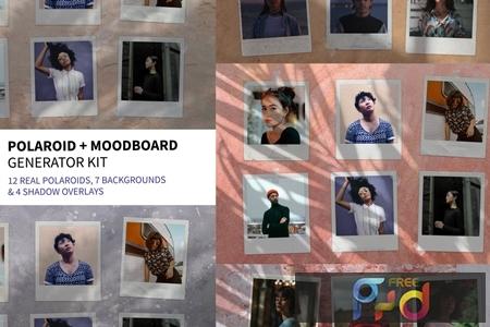 Polaroid & Moodboard Generator Kit GHK9GMU 1