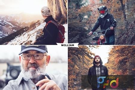 William Photoshop Action 4424580 1