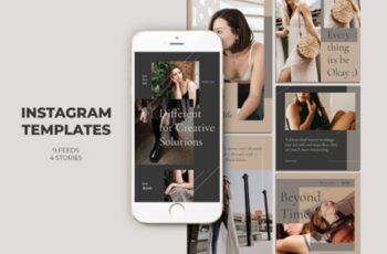 Fashion Instagram Templates 2654520 4