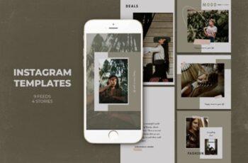 Fashion Instagram Templates 2654533 4