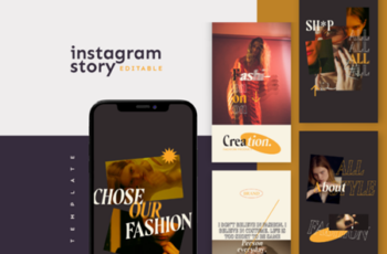 Instagram Story Template 2654462 6