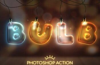 Light Bulb - Photoshop Action 25602135 5