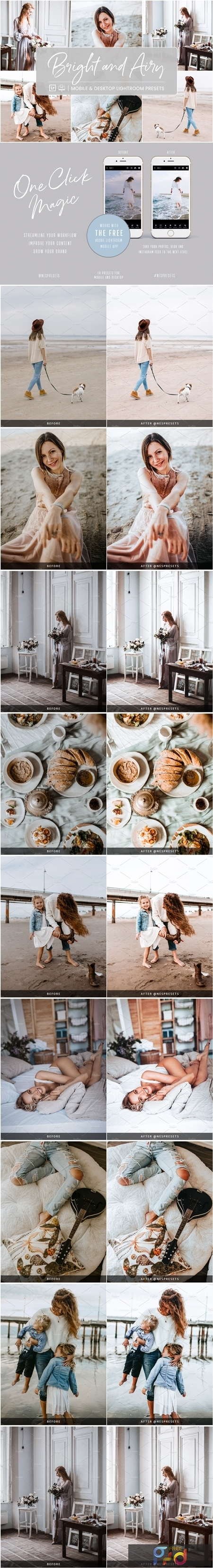 Lightroom Presets Bright and Airy 4420392 1