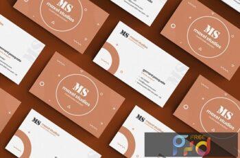 Business Card 29GSA7A