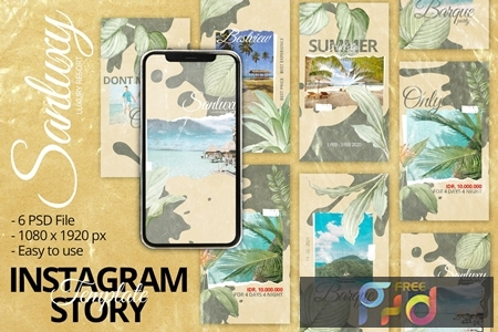 Santulux Instagram Story Template 8FJFF4H 1