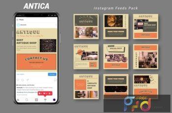Antica - Instagram Feeds Pack 2WAYZK3 7