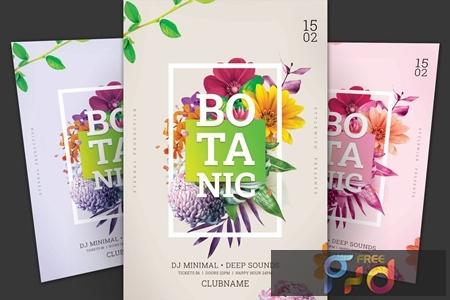 Botanic Flyer SN4V36K 1