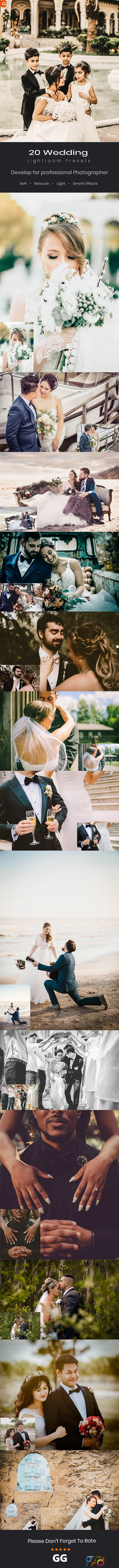 20 Wedding Lightroom Presets 25396455 1