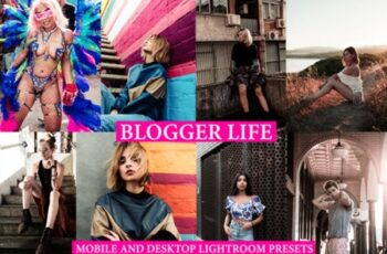 BLOGGER LIFE Lightroom Presets Premium 2732870 4