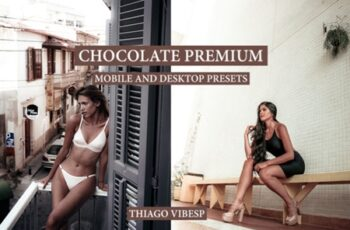 CHOCOLATE PREMIUM Lightroom Presets 2732950 7