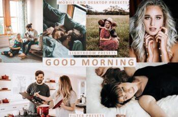 Good Morning Lightroom Presets Premium 2732932 8