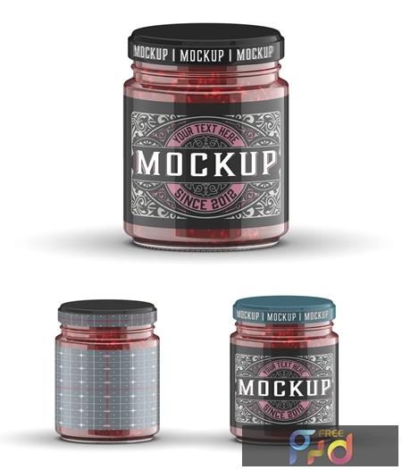 Jam Jar Mockup 319784979 1