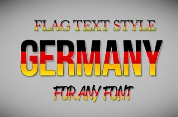 Germany Flag Text Effect Mockup 320384334 1
