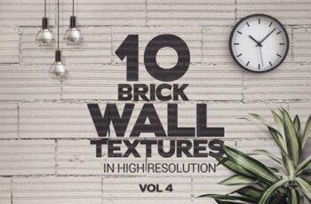 Brick Wall Textures x10 Vol.4 4504101 4