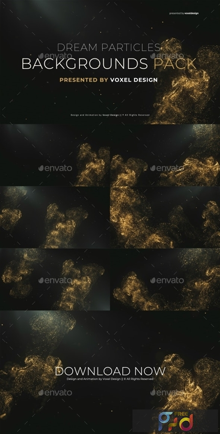 Dream Particles Backgrounds Pack 25586235 1