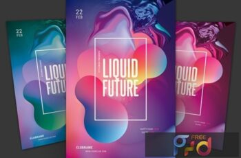 Liquid Future Flyer CXFFLTW 8