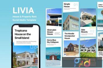 Livia - House Instagram Story Template 233MQZ2 6