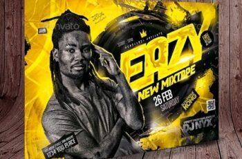 Rap Flyer 25602737 5