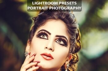 High Quality Portrait Mobile And Desktop Lightroom Presets 25475625 2