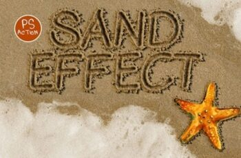 Sand Writing Photoshop Action 21054110 7