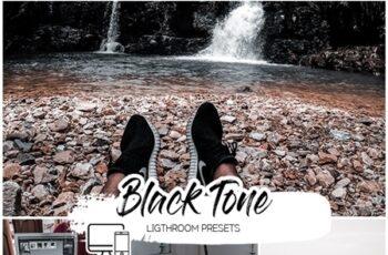 Black Tone Lightroom Presets 25545257 13