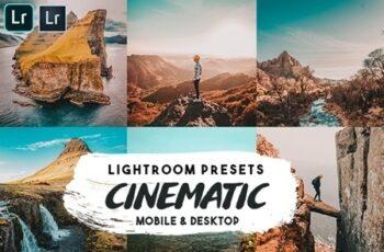 Cinematic insta Lightroom Presets 25602720 3
