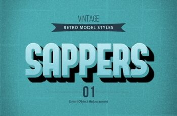 Vintage Retro Text Effect 25471272 6
