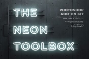 The Neon Toolbox 4542717 4