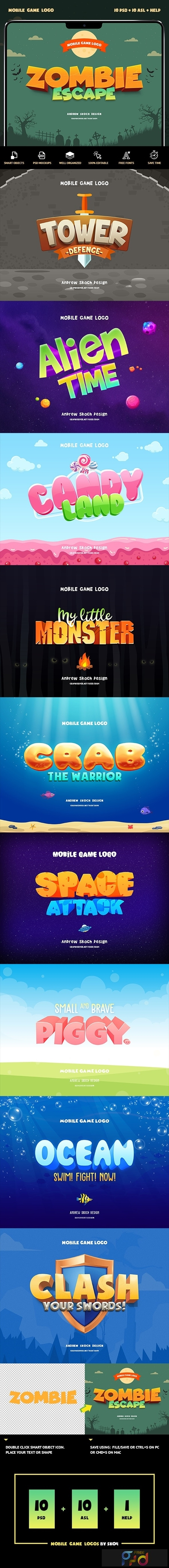 Mobile Game Text Effects vol 1 23376785 1