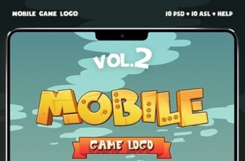 Mobile Game Text Effects vol 2 23439241 2
