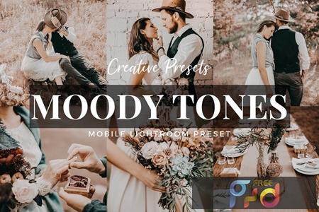 Moody Tones Mobile Lightroom Preset 87ENQU6 1
