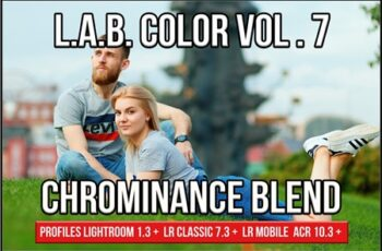 LAB Color Vol. 7 - Chrominance Blend 4554141 3